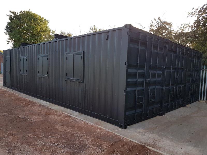 container workshop for sale online uk