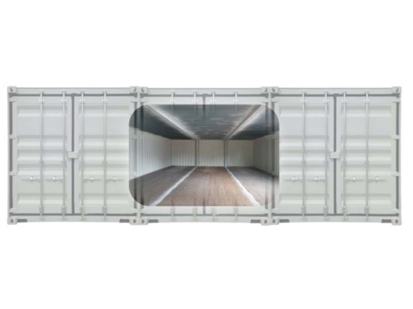 custom container workshop conversion for sale render