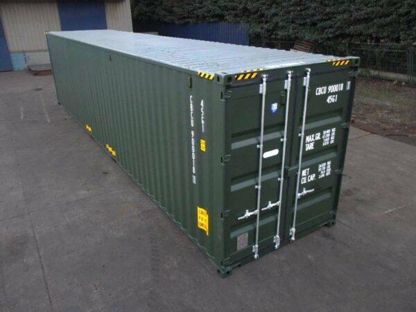 cut down large storage containers for sale uk