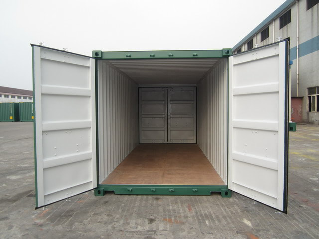 double door shipping containers for sale leeds