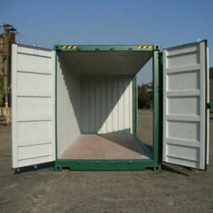 dual side loading containers for sale manchester