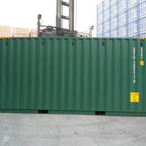 high cube double door container leeds