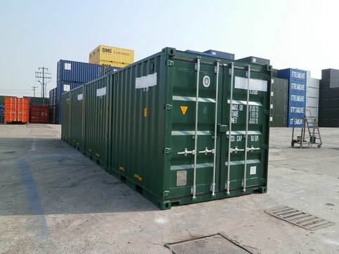 new 20ft storage container for sale leeds