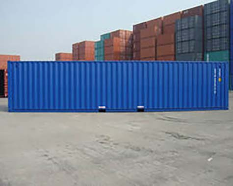 new 40ft shipping container manchester