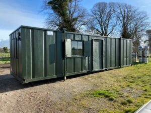 portable office cabin for sale uk portable accommodation container 21ft x 9ft