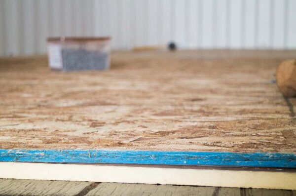 shipping container modified flooring services uk