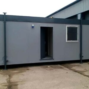 shipping container office supply uk