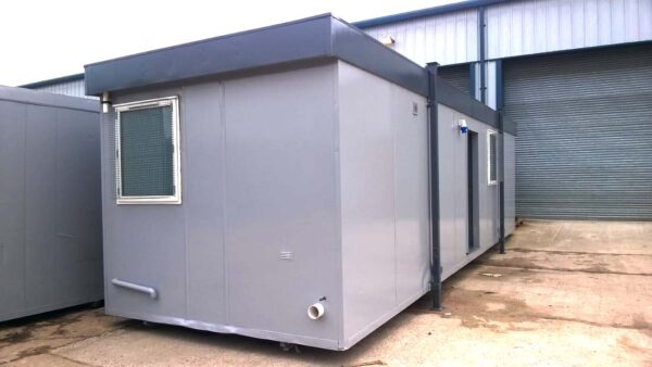 shipping container office uk delivery