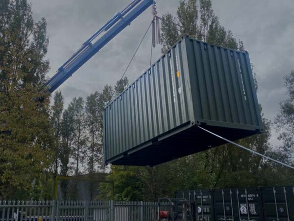 shipping container prices uk