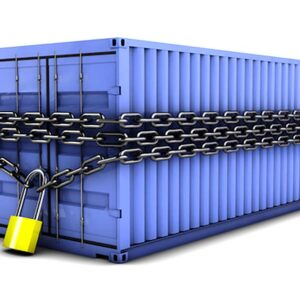 shipping container security accessories uk