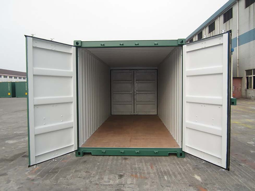 20ft tunnel shipping containers for sale