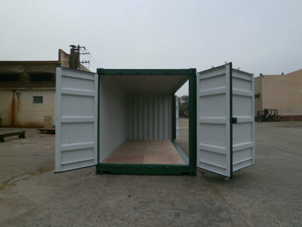 side loading containers for sale leeds