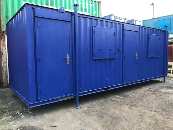 single personnel doors for shipping containers