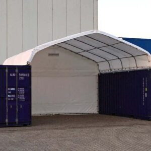 storage container canopies uk