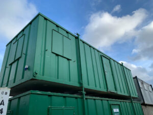 used portable office cabin for sale uk portable accomodation container 32ft x 10ft